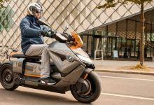 BMW unveils its crazy, futuristic 75 mph electric scooter 2