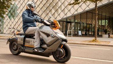 BMW unveils its crazy, futuristic 75 mph electric scooter 10