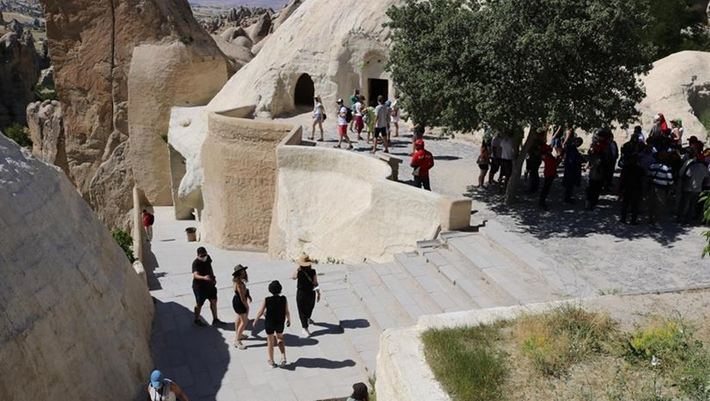 Turkey's famed Cappadocia drew over 150,000 tourists this June 1