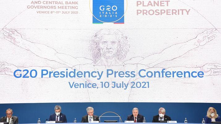 G20 countries reach deal on global tax 1