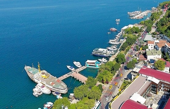 How much is the property tax in Istanbul? 1