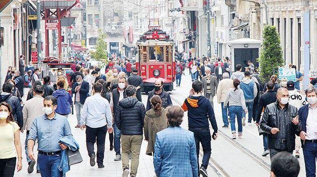 Istanbul's population more than 75 countries despite slight decline 6