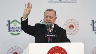 Turkish president hails country's public housing projects 8