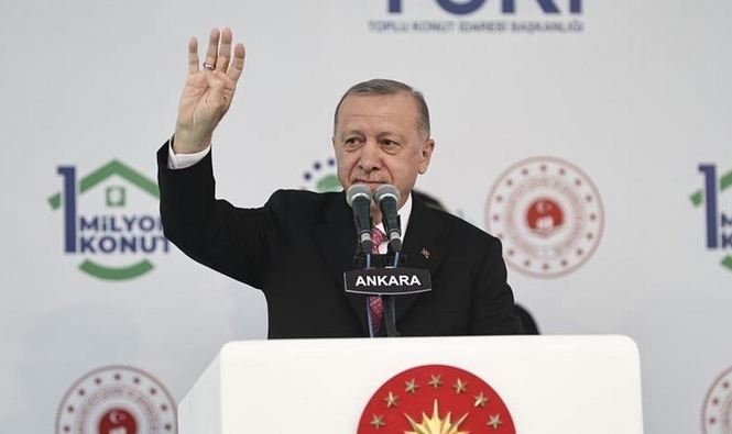 Turkish president hails country's public housing projects 1