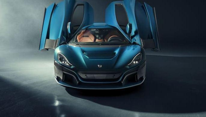 Porsche to create hypercar company with Bugatti and Croatian electric vehicle maker Rimac 1