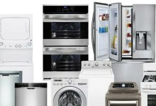 White goods sales grew by 41% in the first half of the year 2