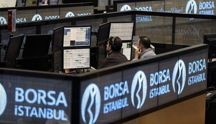 Turkey's Borsa Istanbul, currency rates updates at Monday's opening 1