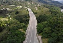 Works on Black Sea-Mediterranean Road, concerning 50 provinces, are almost completed 11