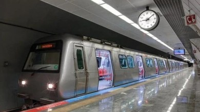 Change in metro timetable in Istanbul 9