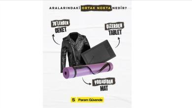 sahibinden.com's S-Param Guvende service offers second-hand installments 4