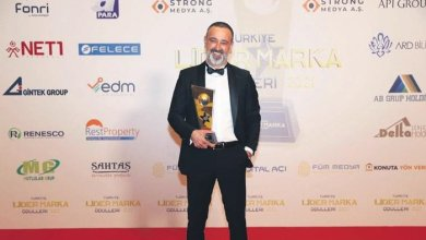 Ali Erhan Binici's support for start-ups brought him awards 4