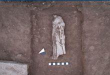 Statue of Greek health goddess Hygieia unearthed in Turkey 10