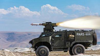 Turkish anti-tank turret mounted vehicles attract high interest 7