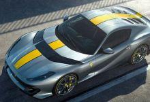 Ferrari boss has no fears over electric future 17