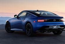 Nissan unveils a new retro-styled Z sports car 10