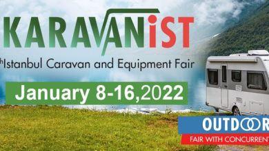 KARAVANİST 2nd İstanbul Caravan and Equipment Fair 16