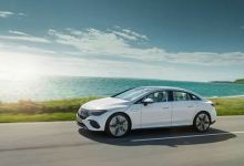 The Mercedes-Benz EQE is a more approachable luxury electric car 3