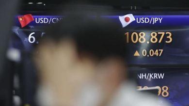 Asian markets mixed at Friday's close ahead of US jobs data 9