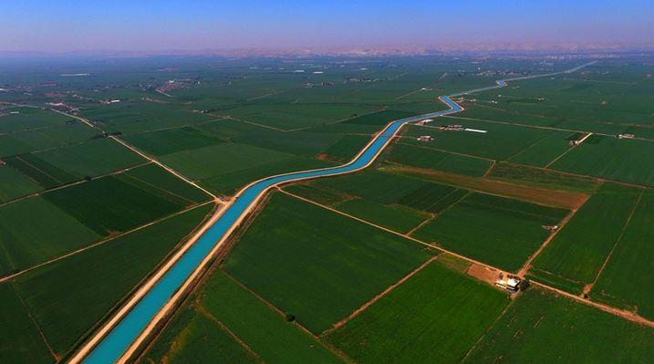 Turkey to modernize irrigation system, farming to save water 1
