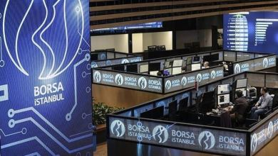 Turkey's Borsa Istanbul down 1.2% at Friday's close 7