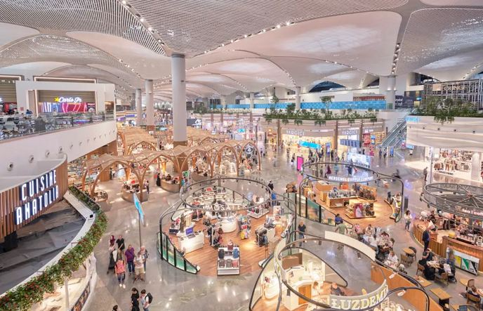 Changi Is Still The Best Airport In The World, But Istanbul Is Catching Up 10