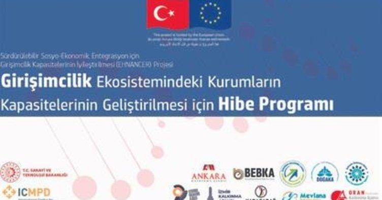 ENHANCER: €30 thousand grant program to support entrepreneurs 1