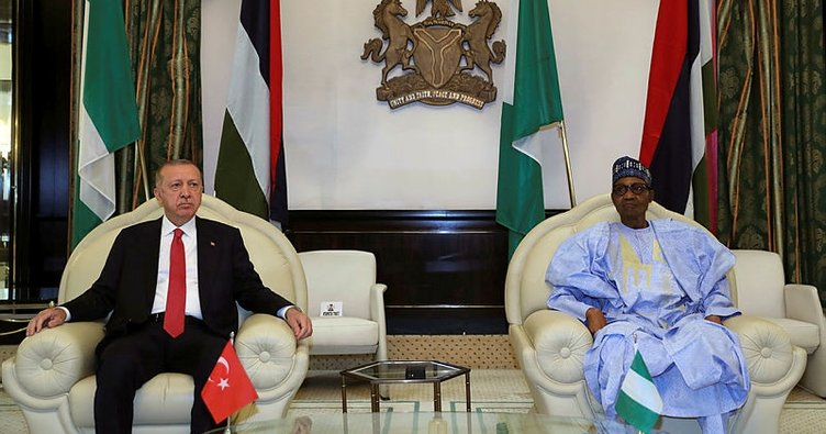 7 agreements signed between Turkey and Nigeria 2