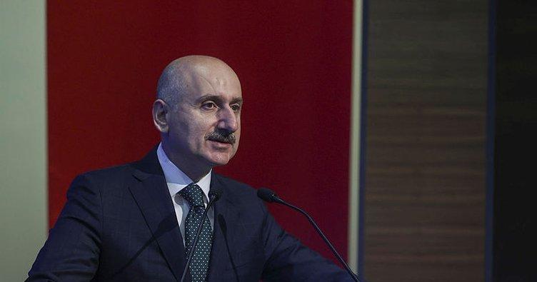 Minister Karaismailoglu: Turkey declared its dominance on world trade routes 1
