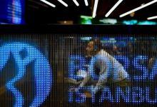 Turkey's Borsa Istanbul down 1.43% at Wednesday's close 11