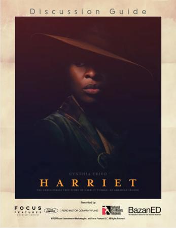 harriet official digital movie poster