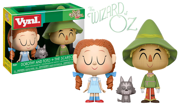 Wizard-of-Oz-Dorothy-and-Scarecrow-VYNL-Figure-2-Pack-01