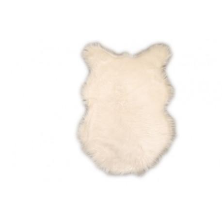 tapis imitation peau de mouton tiseco