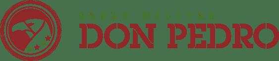 Bazar Militar Don Pedro logo