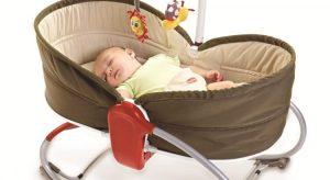 La balancelle pour bébé - Bazarovore
