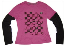 T-shirt M/L Fem.