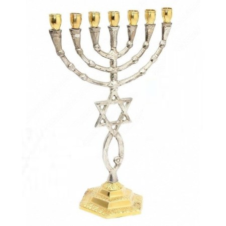 messianic menorah