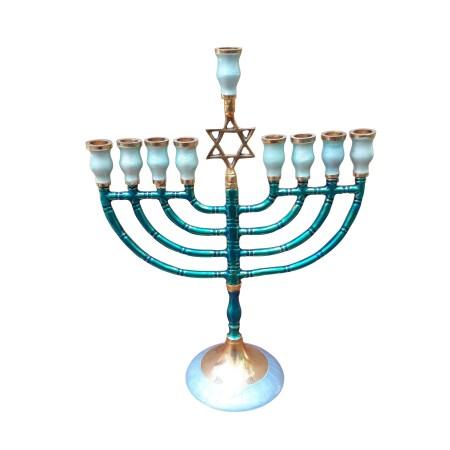 9 branch menorah