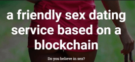 online sex dating
