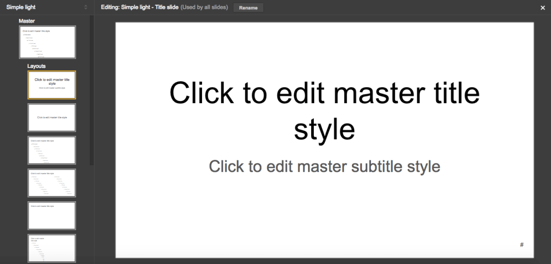 Google Slides (27) – Master slides and themes | Learning G
