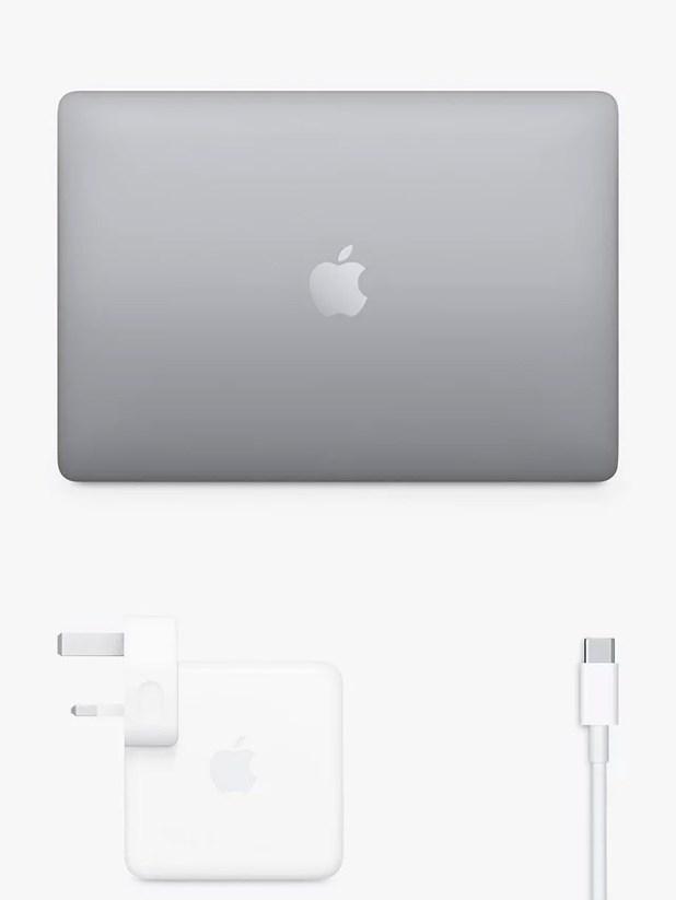 "2020 Apple MacBook Pro 13"" Touch Bar, Intel Core i5, 16GB RAM, 512GB SSD, Space Grey"