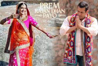 Prem Ratan Dhan Payo music review: While listening to the tunes of Salman Khan's 'Prem Ratan Dhan Payo', which intends to be a throwback to the '90s, one expects a more than mediocre soundtrack. Himesh Reshammiya seems to be trying too hard to get that lilting melody back.