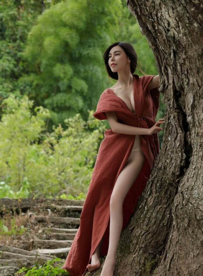 Amazing Supermodels Body Type These Chinese Village Girls