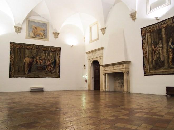 Urbino sale palazzo Ducale
