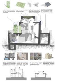 Mosul Concorso Riqualificazione Urbana - Tavola 4