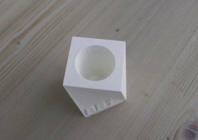 Vaso porta oggetti - Stampante 3d