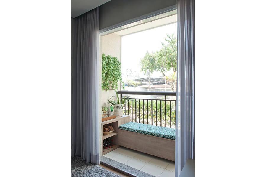 Spazi esterni - arredare balcone