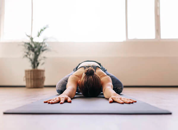 yoga in casa - l'impatto della pandemia sulle nostre case