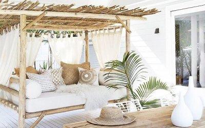 Giardini, terrazzi e balconi: come rendere il tuo spazio esterno un'oasi di benessere