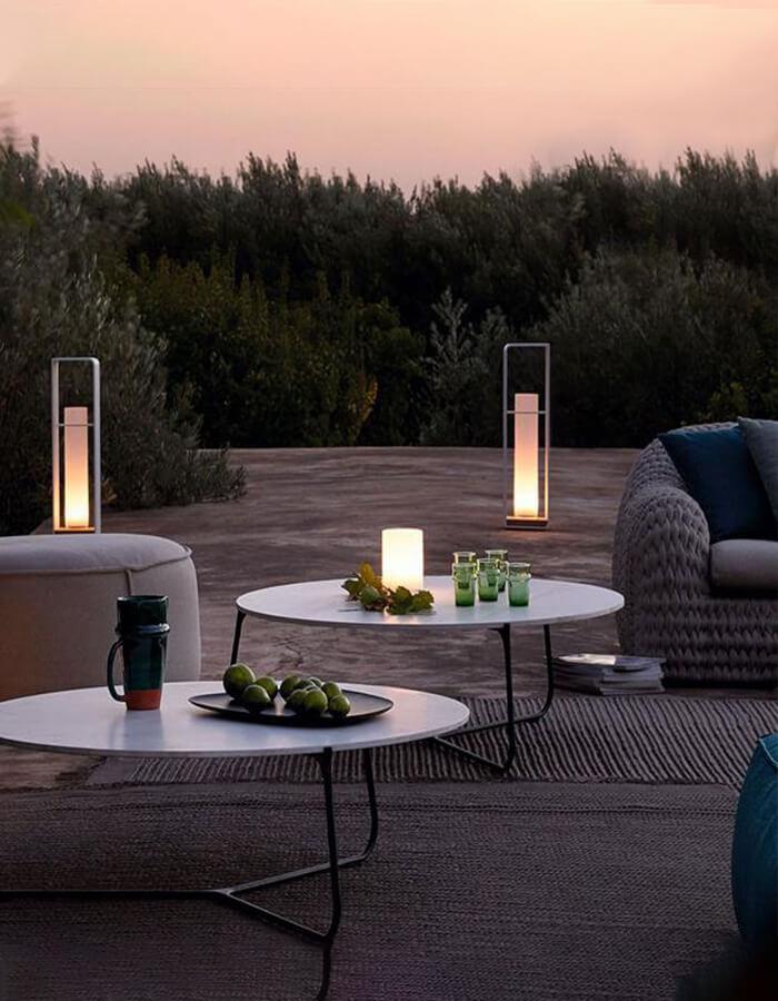 illuminazione giardino - luci outdoor