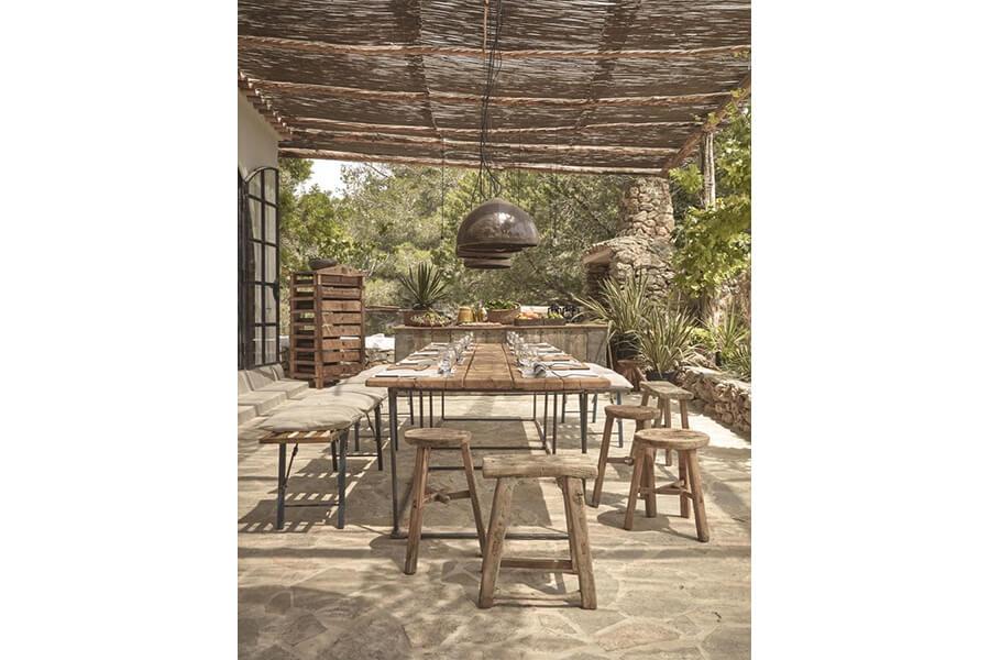 veranda - materiali sostenibili
